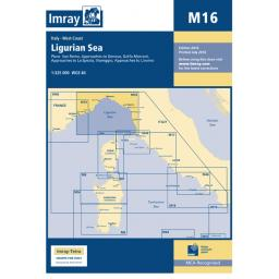Imray M Series: M16 Ligurian Sea
