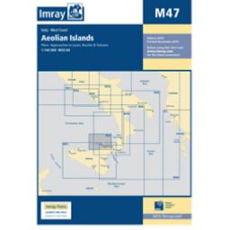 Imray M Series: M47 Aeolian Islands