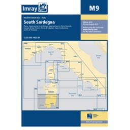 Imray M Series: M9 South Sardegna