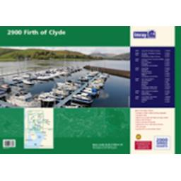 Imray 2000 Series: 2900 Firth of Clyde Chart Pack