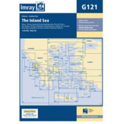 Imray G Series: G121 The Inland Sea