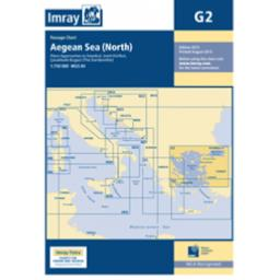 Imray G Series: G2 Aegean Sea (North)