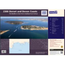 Imray 2000 Series: 2300 Dorset and Devon Coasts Chart Pack