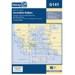 Imray G Series: G141 Saronikós Kólpos
