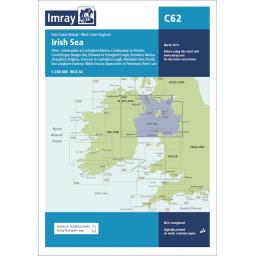 Imray C Series: C62 Irish Sea