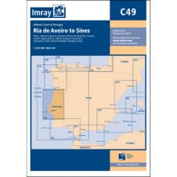 Imray C Series: C49 Ria de Aveiro to Sines