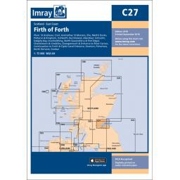 Imray C Series: C27 Firth of Forth