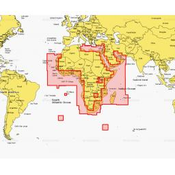 Navionics Update - Africa & Middle East