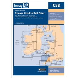 Imray C Series: C58 Trevose Head to Bull Point