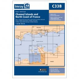 Imray C Series: C33B Channel Islands (South)