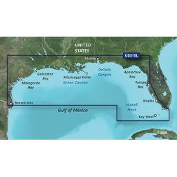 Garmin BlueChart g3 Vision VUS515L-Brownsville-Key Largo