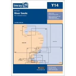 Imray Y Series: Y14 The Swale