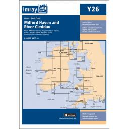 Imray Y Series: Y26 Milford Haven