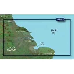 Garmin BlueChart g3 Vision VEU500S-Blyth to Lowestoft