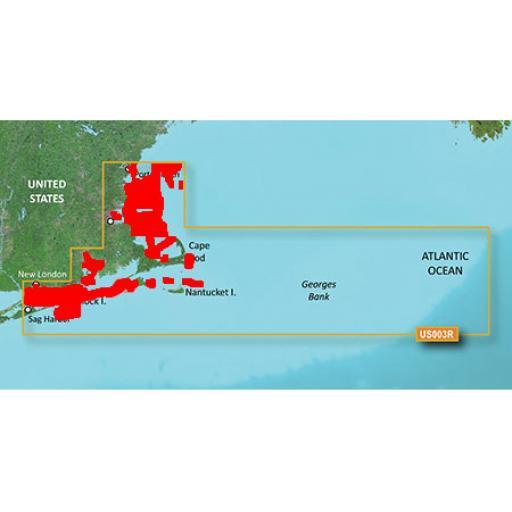 Garmin BlueChart g3 Vision VUS003R-Cape Cod