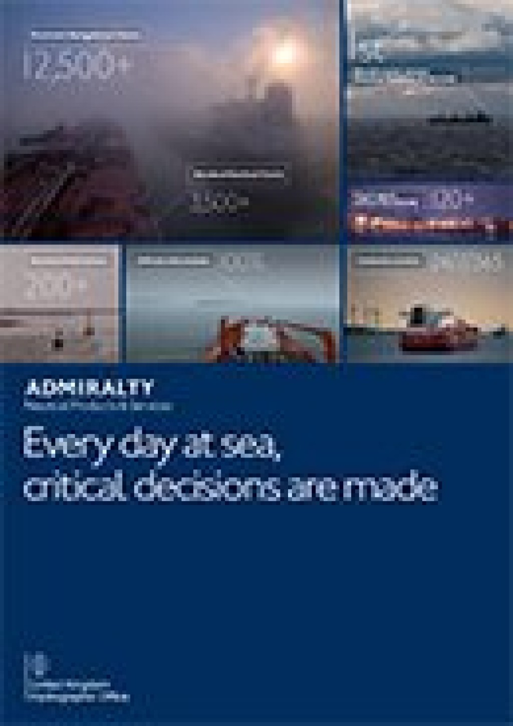 ADMIRALTY Nautical Products & Services Commercial Brochure