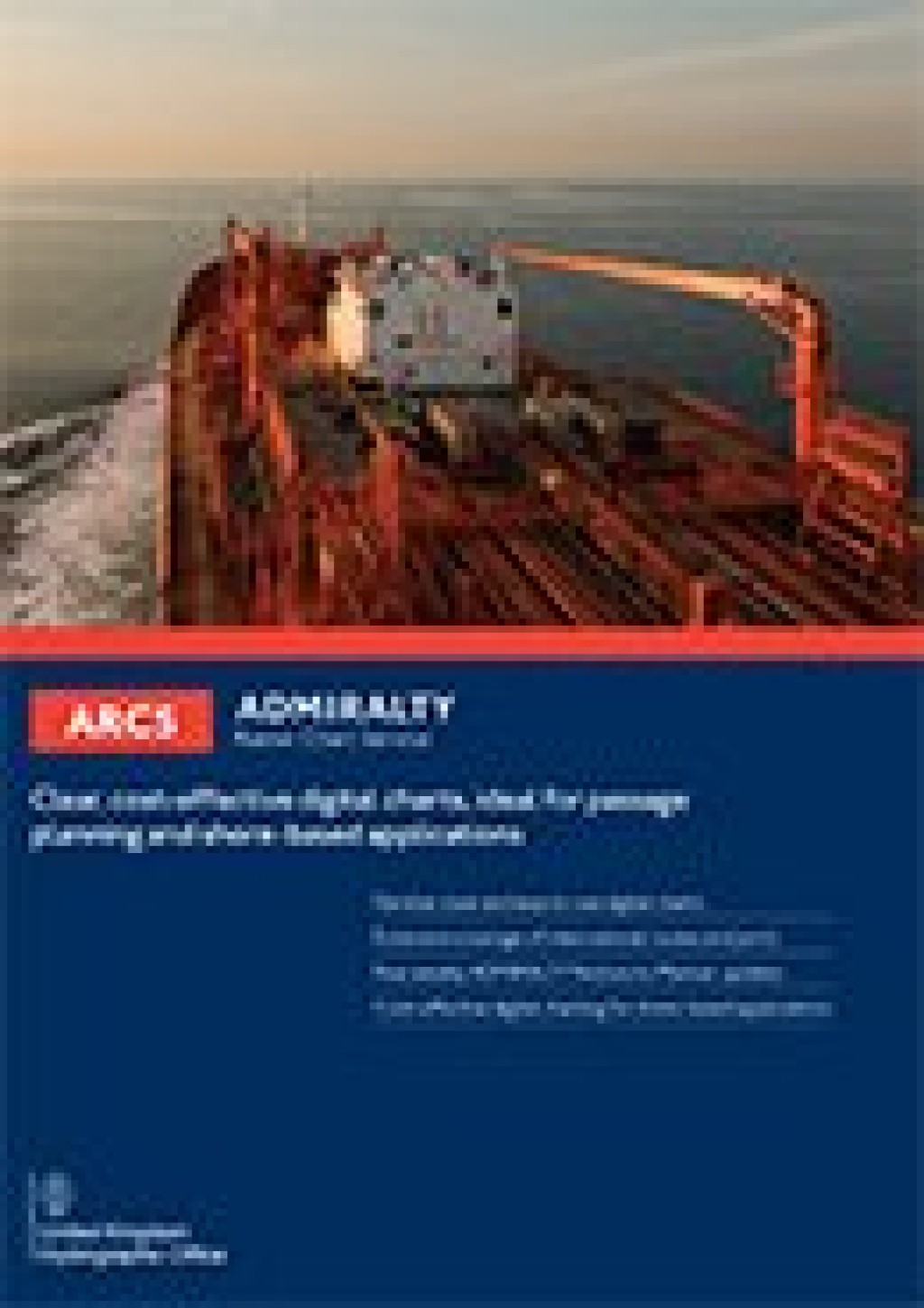 ADMIRALTY Raster Charts brochure